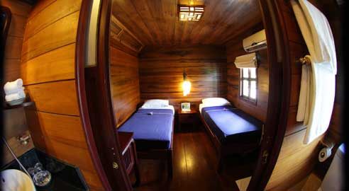 Cabins (6 to 12 units)