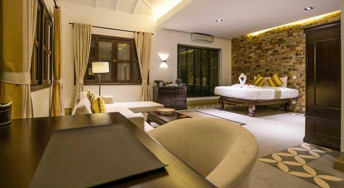 Family Suite Villa