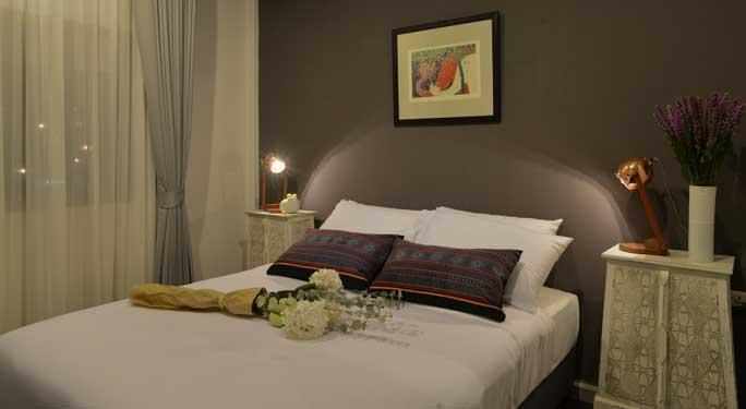 Double Bedroom (1 room)