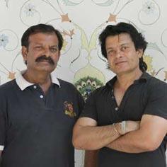 Dileep & Dalpat Singh Rathore