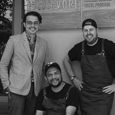 Chefs Eelke Plasmeijer & Ray Adriansyah
